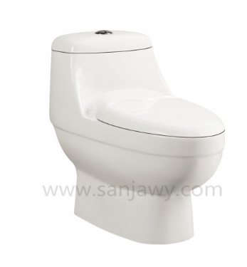 ceramic sanitary ware bathroom one piece water closet wc toilet
