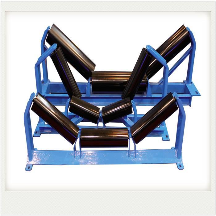 Q235 Tube material Steel Roller for Coal Mine Roller