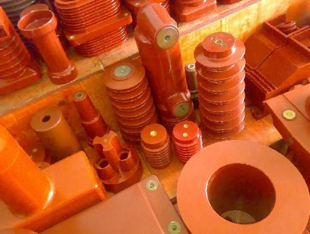 epoxy resin insulator