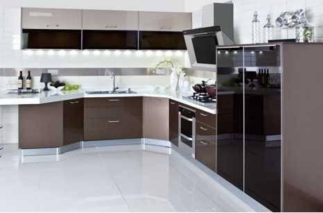 Milaski,PVC membrane board kitchen cabinet