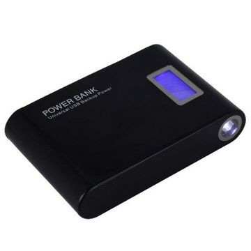 Digital Promotional power bank for mobile phone 10400mah