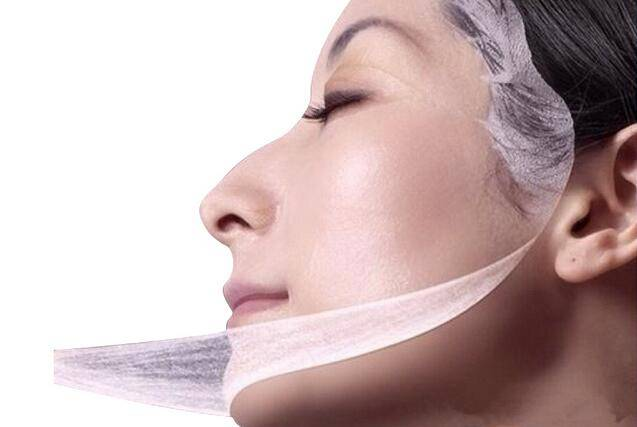 Anti-wrinkle silk sheet mask