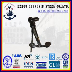 marine admiralty anchor with CCS,ABS,LR,DNV,NK,BV Certificate