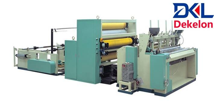 toilet tissue making machine/tissue roll machine