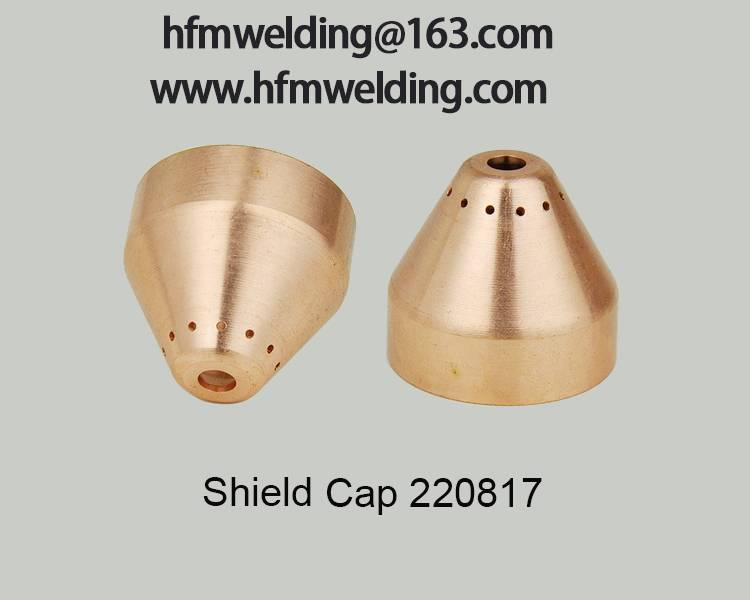 85A Shield cap 220817 for HYPERTHERM power max 85,plasma cuting welding