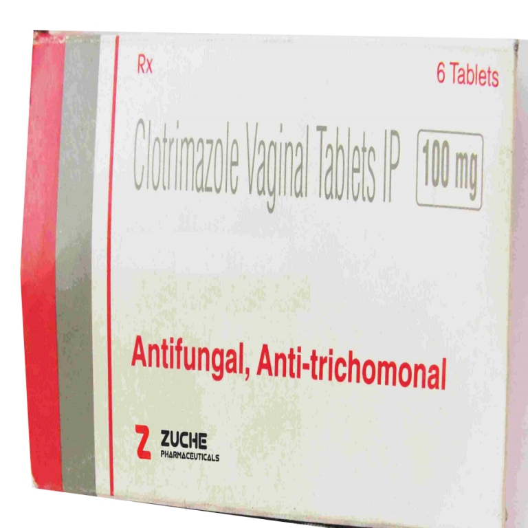 Clotrimazole Vaginal Tablets