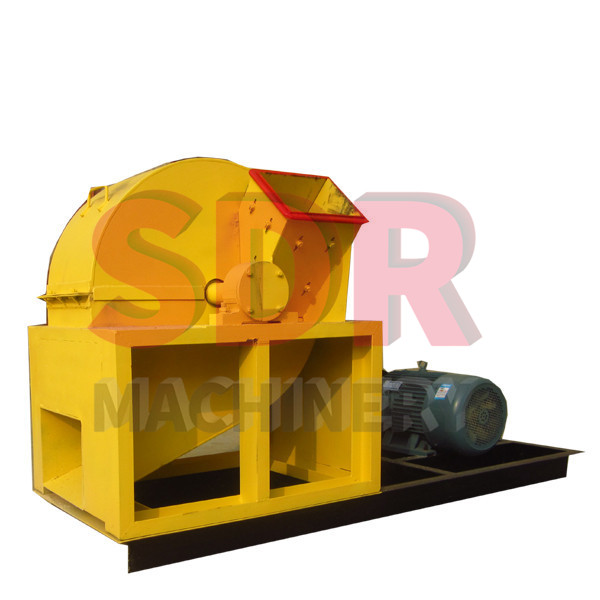 Shindery disc wood chipper machine,diesel mobile wood chipper machine