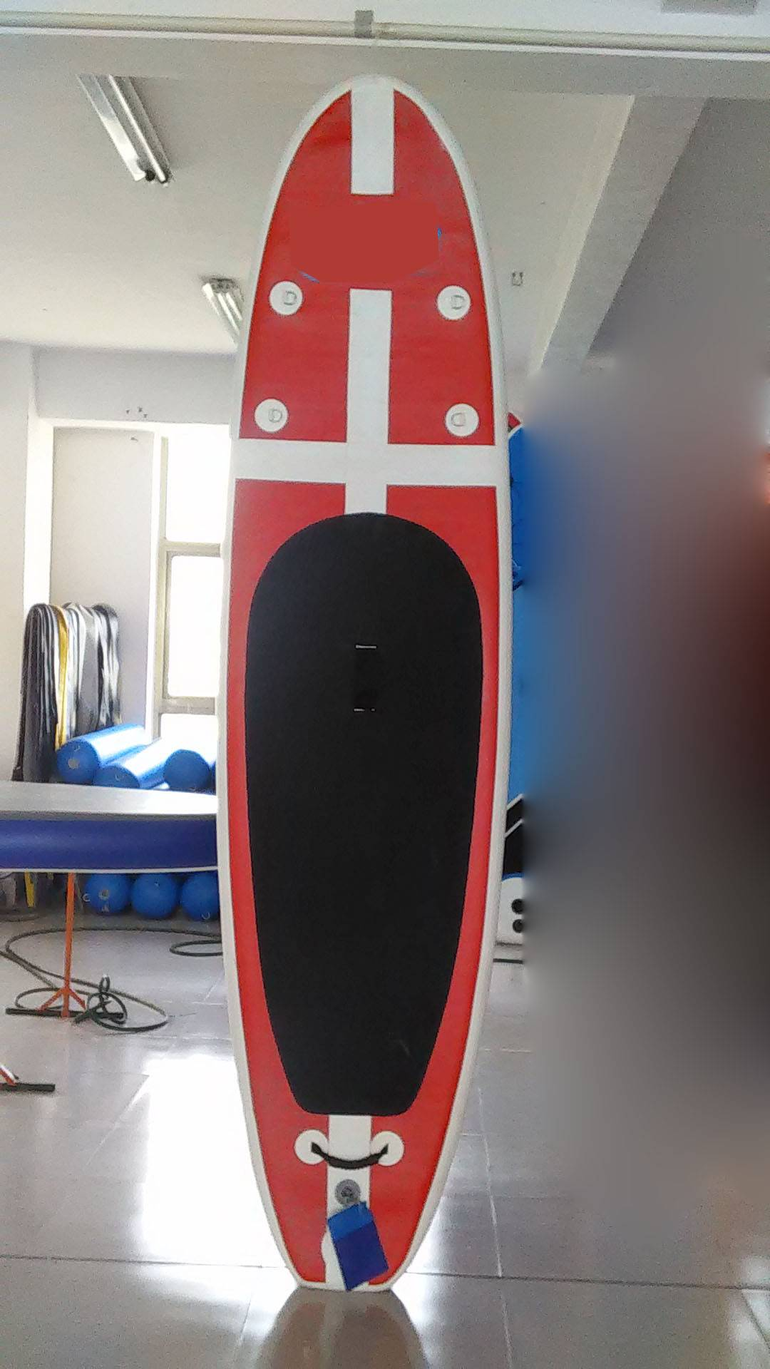 2015 summer newest design inflatable SUP paddle board yoga board