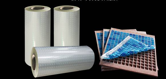 Glass Mosaic Film