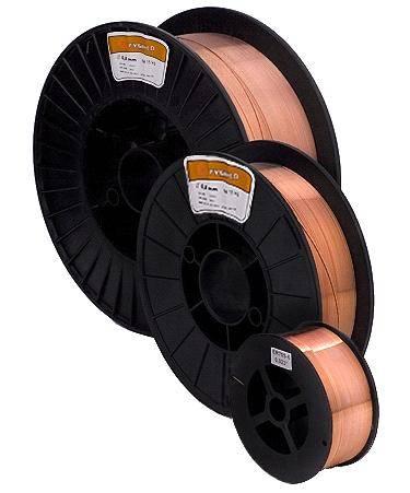 Copperize Gas Shielded Welding Wire