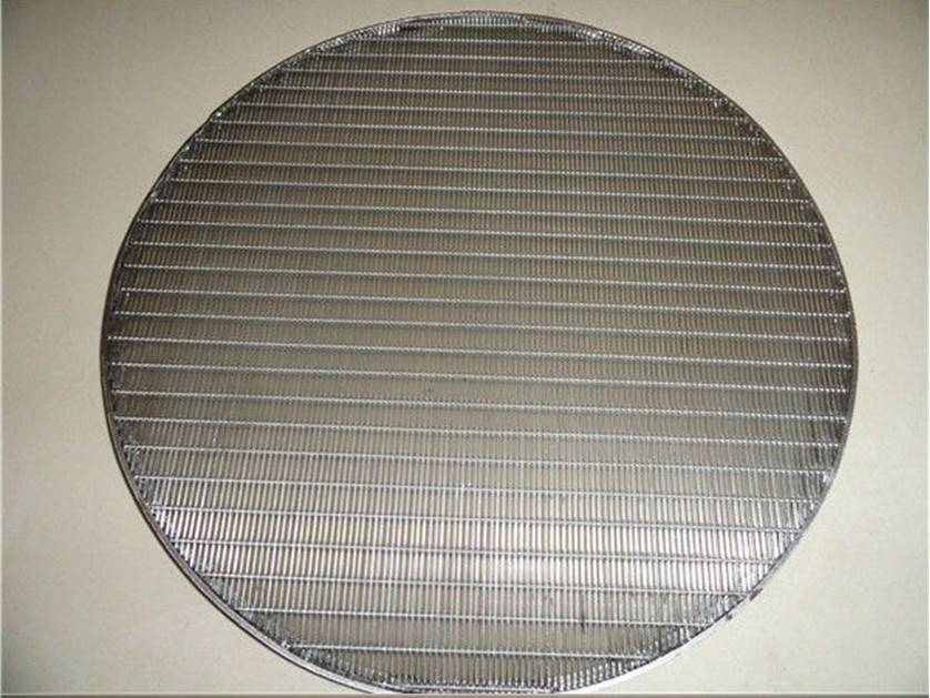 Flat Continous Slot Wedge Wire Panel