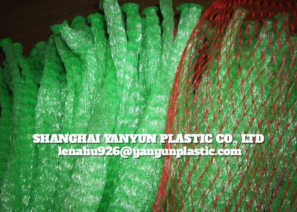 Plastic Net Bag for agricultural produce