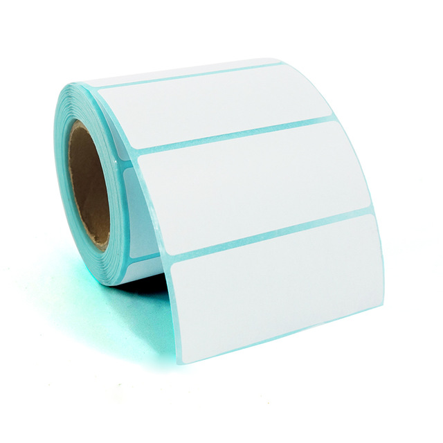 Customized High Quality Thermal Paper Roll Labels
