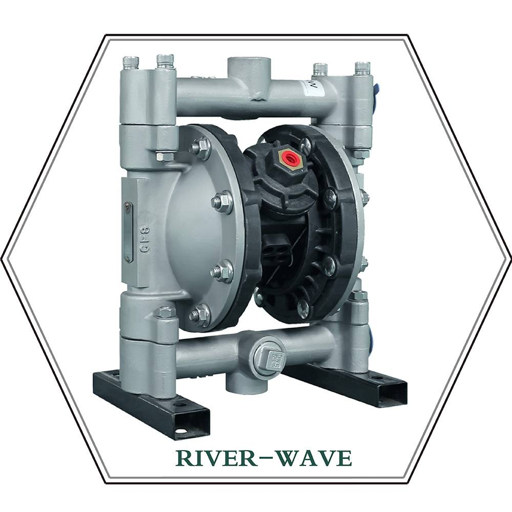RV15 Pneumatic Diaphragm Pump(Aluminum)