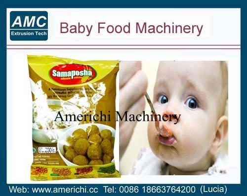 Baby food machine