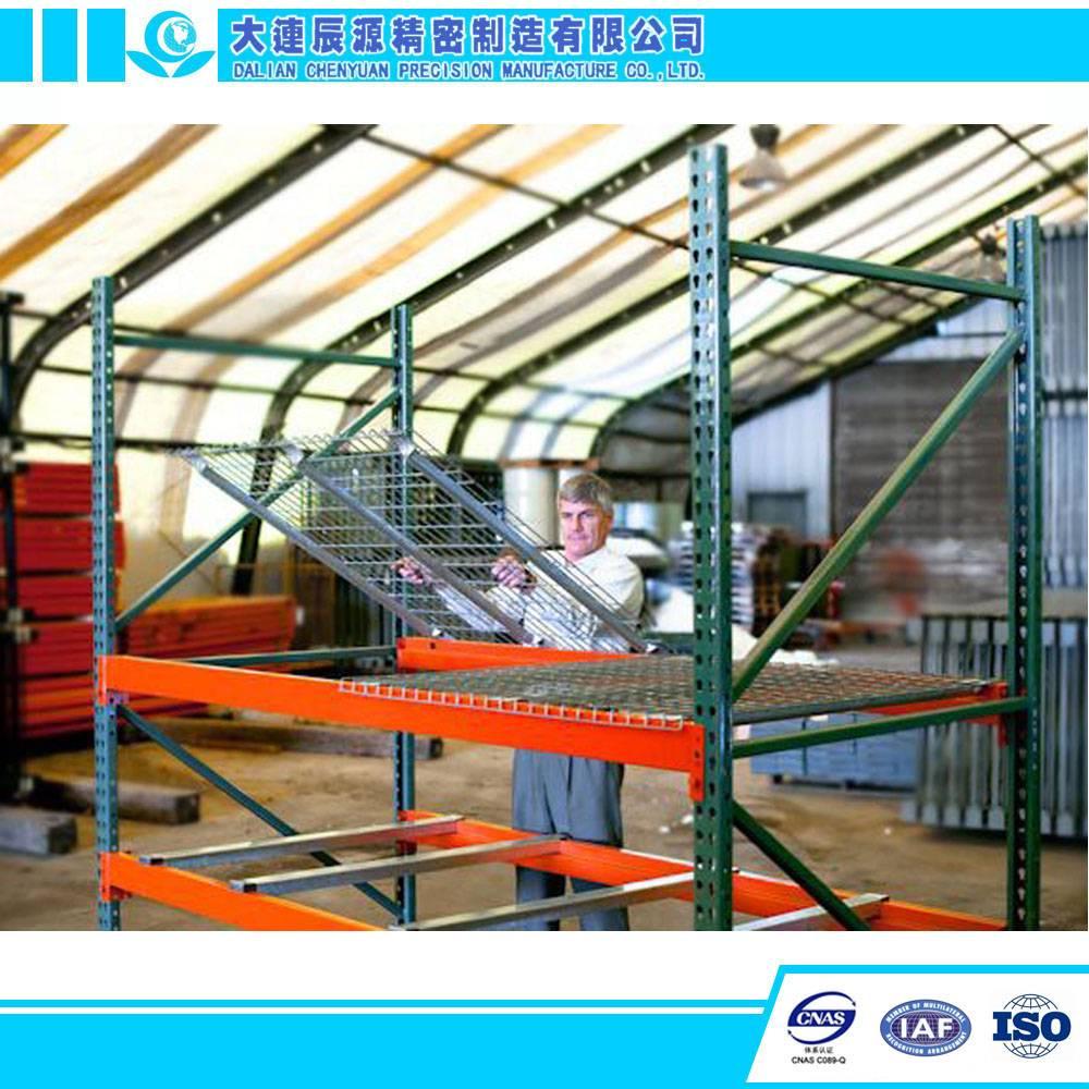 Rack Store Shelving Metal Shelf Warehouse Welded Wire Mesh Deck