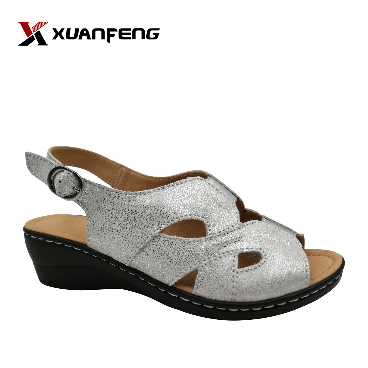 High Quality Handmade Spring Women's Genuine Leather Sandals