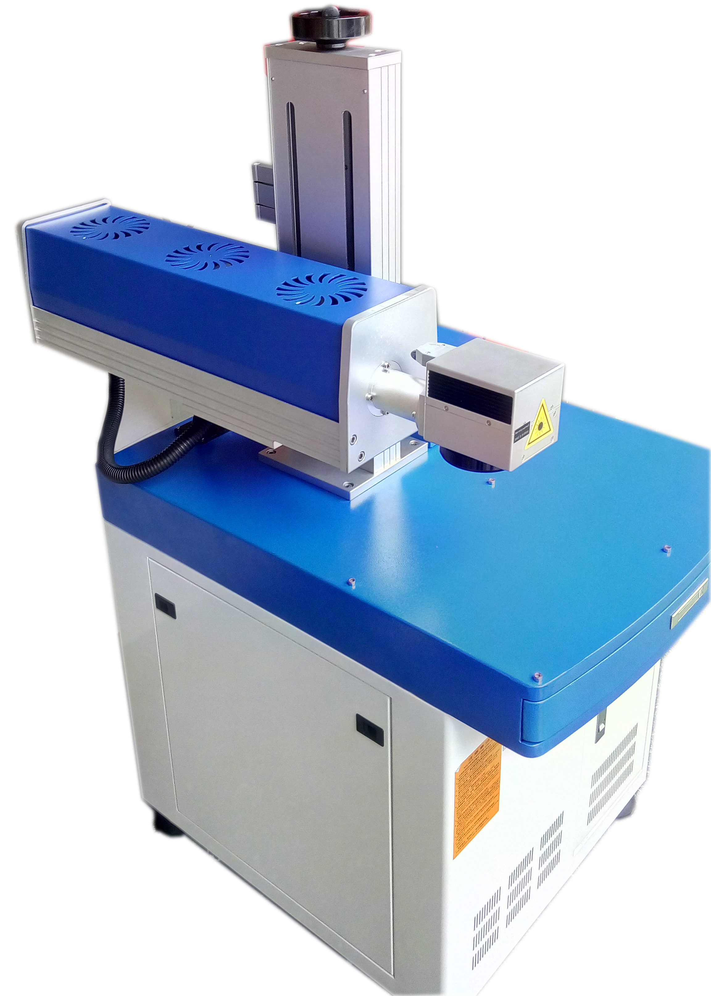 Co2 laser marking machine for non-metal