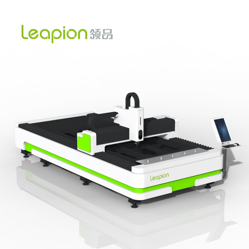 high quality 3015 fiber laser cutting machine from Leapion