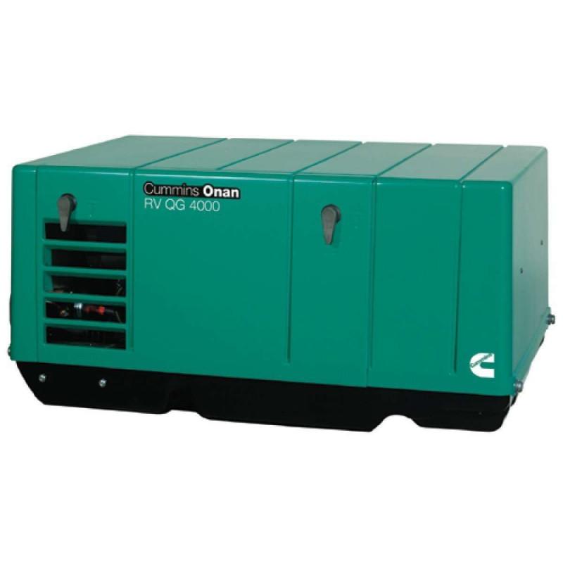 Cummins Onan QG 4000 4.0KY-6747 4kW 120V RV Gas RV EVAP Generator New