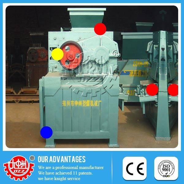 Reliable supplier Superior quality Iron powder briquette machine
