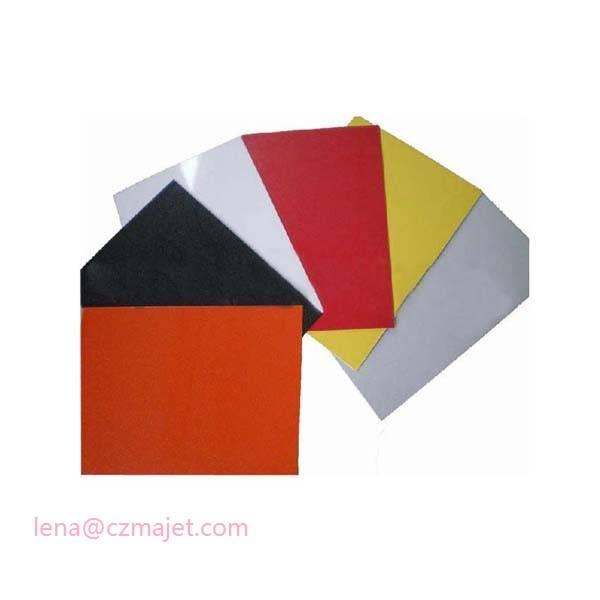Wecan Color Coated Aluminum Clapboard Siding Sandwich Panels save side