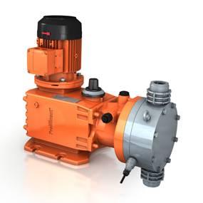 Prominent Diaphragm Metering Pump - A&S Pump Co ,Ltd