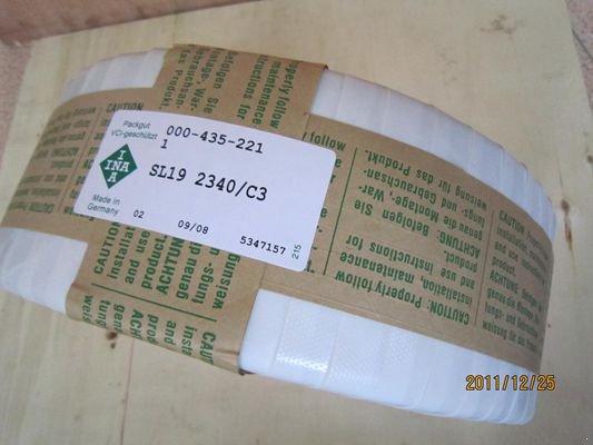 SL192340-TB Cylindrical roller bearing 200x420x138mm