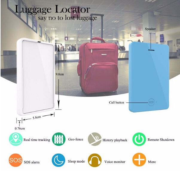 Airline Lost Baggage Tracking System App,Luggage Bag Tag Gps Baggage Tracker Luggage Bag Suitcase