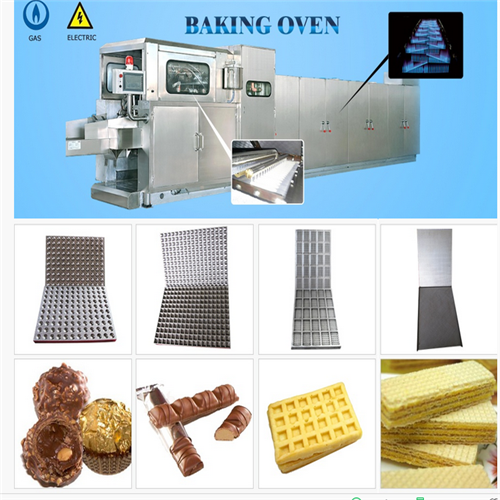 Saiheng Automatic Wafer Biscuit Processing Equipment