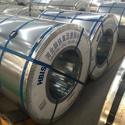 SGCH galvanized steel coil