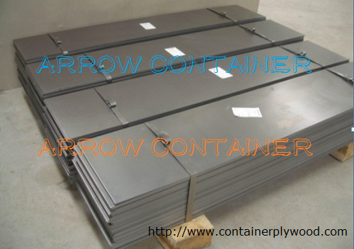 Container parts- shipping container steel plate