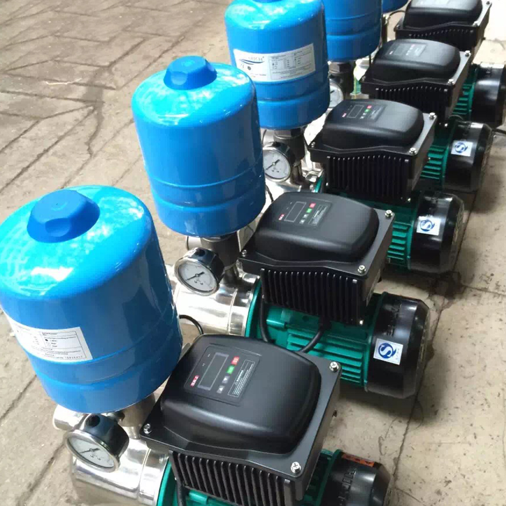SAJ 1.1KW IP65 AC Pump Drive for Water Irriation Pumping System
