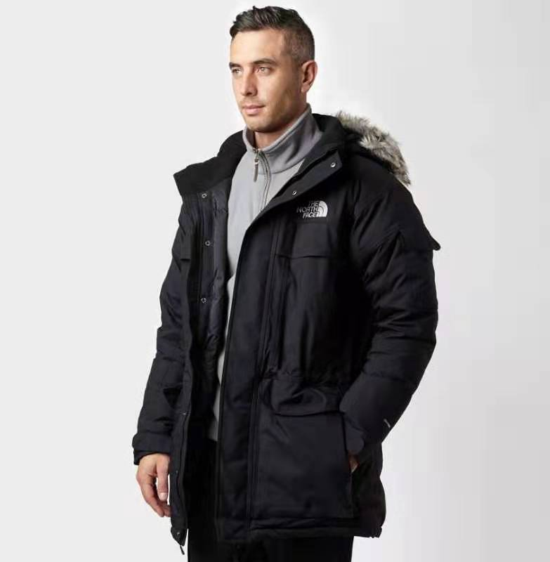 mens hoody padded textile jacket stocklot garments supplier