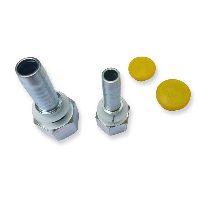 20411 rubber hose fittings, hydraulic fittings,pipe fittings