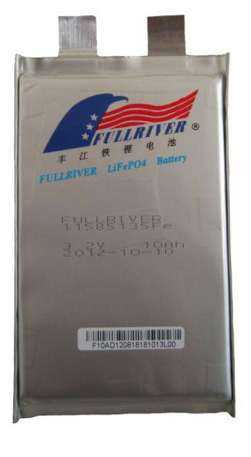 LiFePO4 Battery 11585135Fe 3.2V 10Ah
