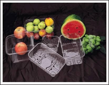 Fruit Blister Transparent Box