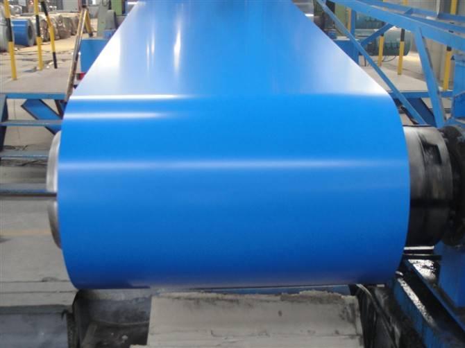 Prepainted Galvanized Steel Coils/ PPGI/GI(CJC STEEL)