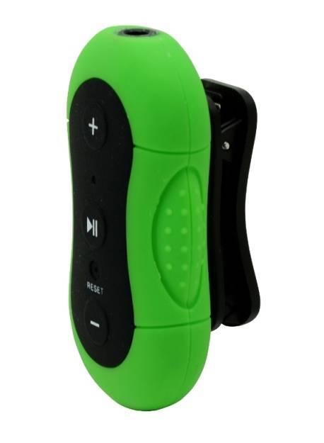 IPX-8 Waterproof MP3 Player