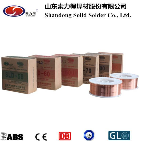 AWS ER70S-6/SG2 mig welding wire manufacture from Chinahigh quality 2000employee