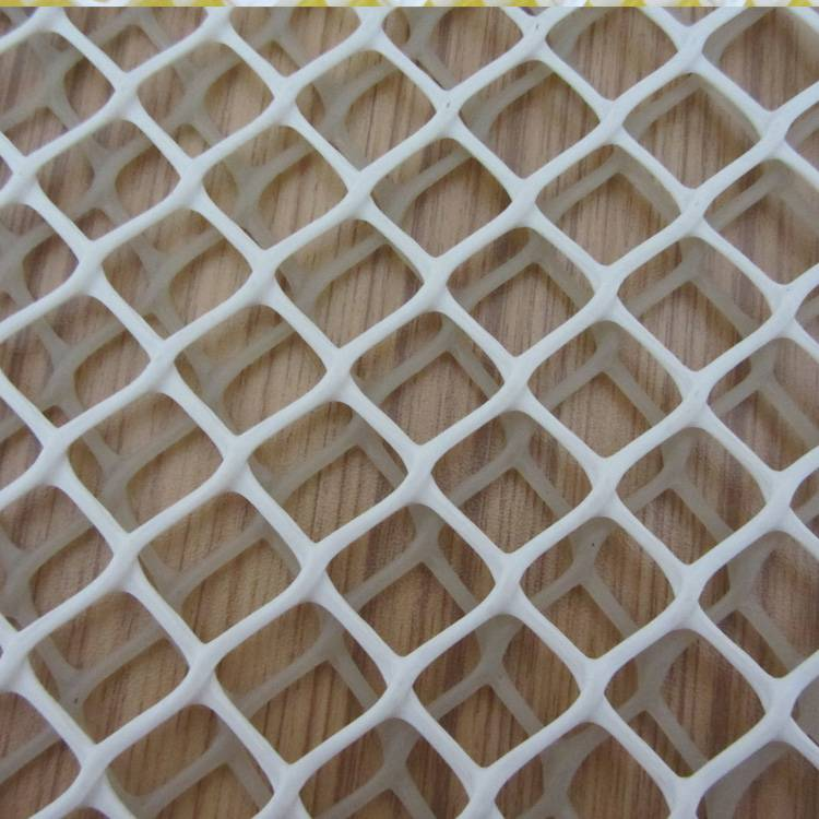 Plastic plain mesh for mattress, sofa