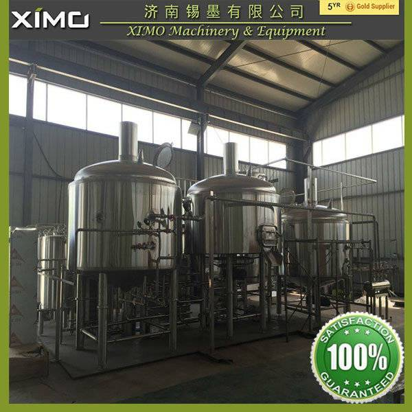 3000l beer brewery equipment