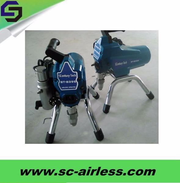 SCentury hot sale 1000w small spray paint machine ST8395