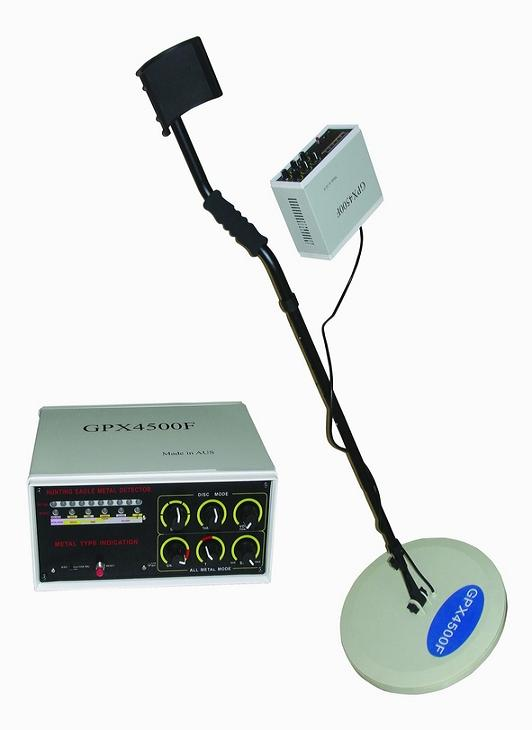 Deep Search Gold detector (GPX4500F)