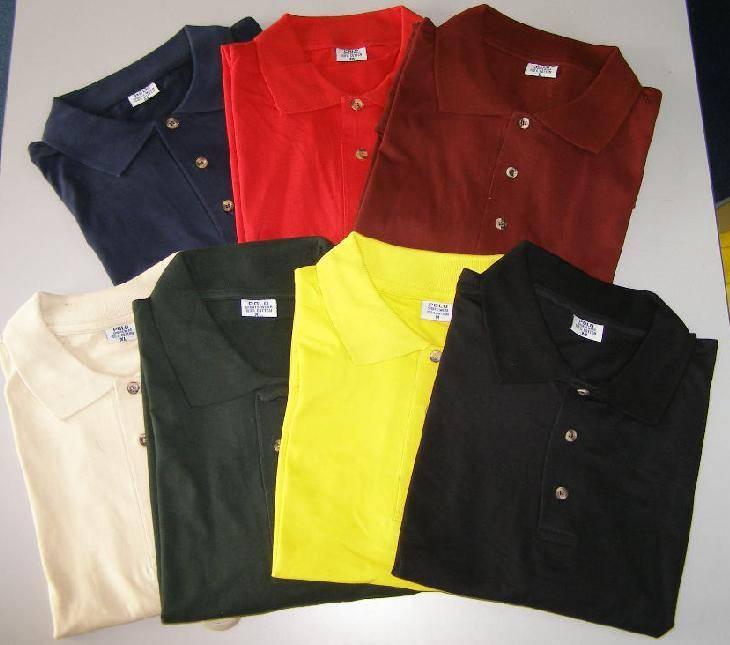 Mens Polo T Shirt,