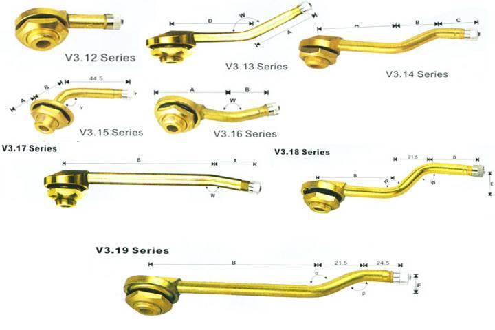 tire valve,tyre valves,truck valve,large bore valves,V3.14,V3.17