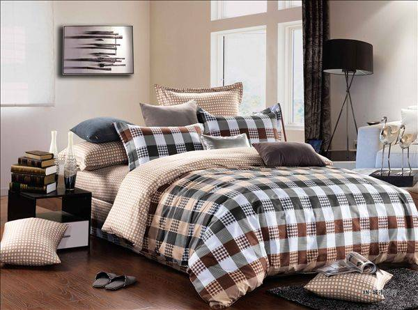 2016 fashion bed sheet material cotton fabric