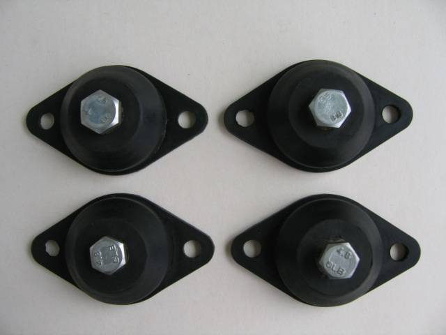 Anti Vibration Mount Rubber