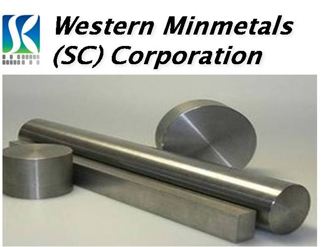 Tungsten Copper Alloy at Western Minmetal (SC) Corporation