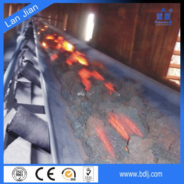 industrial heavy duty nn conveyor belt,NN Fabric belt conveyor for steel industry(OEM and free sampl
